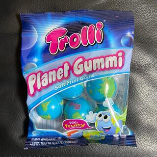 カルディ(KALDI)の正規品 Trolli 地球グミ 5個セット asmr(菓子/デザート)