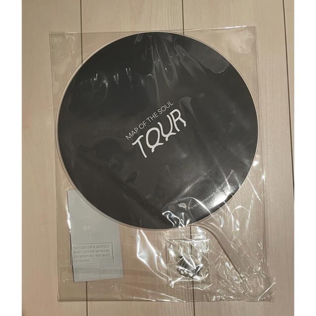 防弾少年団(BTS)(ボウダンショウネンダン)のBTS MAP OF THE SOUL TOUR ジミン うちわ エンタメ/ホビーのタレントグッズ(アイドルグッズ)の商品写真