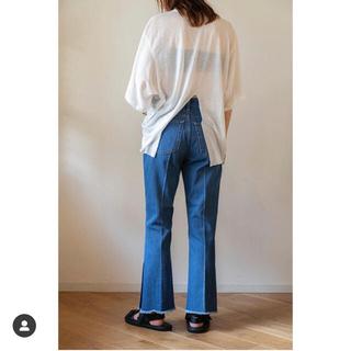フィーニー(PHEENY)のPHEENY(フィーニー) Vintage denim flared pants(デニム/ジーンズ)