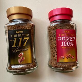 ユーシーシー(UCC)の★UCC★ インスタントコーヒー 2瓶(コーヒー)