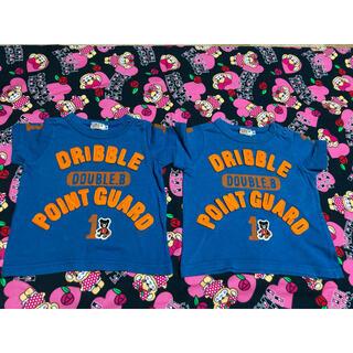 ダブルビー(DOUBLE.B)の80サイズ ダブルビー Tシャツ(Tシャツ)