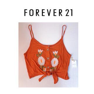 FOREVER 21 - Forever21 KNIT SHIRT/CAMI
