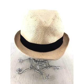 トゥモローランド(TOMORROWLAND)のTOMORROWLAND(トゥモローランド) ストローハット レディース 帽子(麦わら帽子/ストローハット)