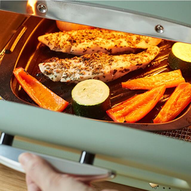 アラジン グラファイト トースター スマホ/家電/カメラの調理家電(調理機器)の商品写真