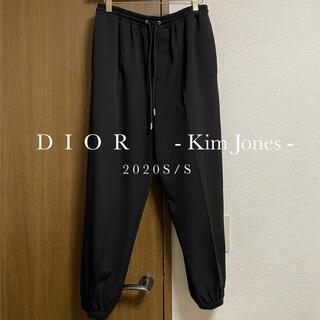ディオールオム(DIOR HOMME)の【激レア】Dior homme   トラックパンツ Kim Jones (スラックス)