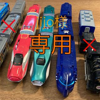 タカラトミー(Takara Tomy)のはやぶさ、こまち、ラピート(電車のおもちゃ/車)