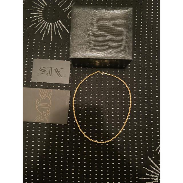 SJXグリッター メンズのアクセサリー(ネックレス)の商品写真