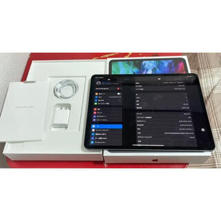 Apple - 【美品】2020 iPad pro 12.9 Cellular256GB