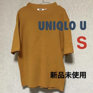 ユニクロ(UNIQLO)のUNIQLO U◎ミラノリブクルーネックセーター レディースにも☆+J 無印良品(ニット/セーター)