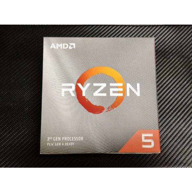 ☆☆【新品・未開封】国内正規品 AMD Ryzen 5 3500☆☆ スマホ/家電/カメラのPC/タブレット(PCパーツ)の商品写真