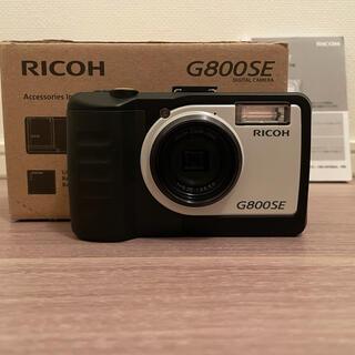 RICOH - リコー G800SE 防水・防塵・業務用デジタルカメラ RICOH