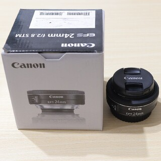 キヤノン(Canon)のCANON EF-S 24mm f/2.8 STM(レンズ(単焦点))