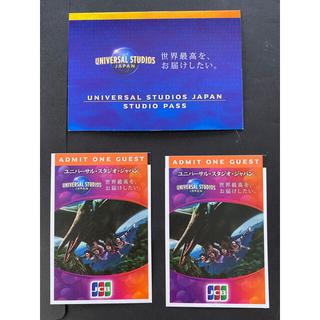 USJ - ⭐︎ユニバーサルスタジオジャパン チケット2枚