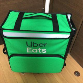 新品 Uber eats カバン(リュック)