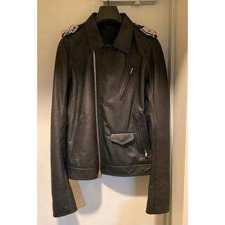 Rick Owens - 新品 RICK OWENS STOOGES jacket LARRY 50