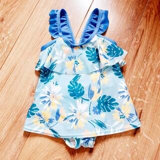 アンパサンド(ampersand)のエフオーインターナショナル アンパサンド ブリーズ 水着 女の子 80(水着)