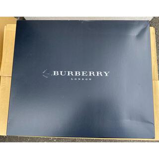 BURBERRY - Burberry コットン ボア シーツ