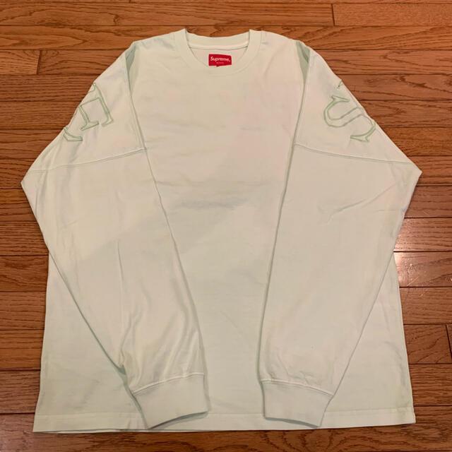 Supreme(シュプリーム)の【supreme】2020ss Overdyed L/S Top ロンT メンズのトップス(Tシャツ/カットソー(七分/長袖))の商品写真