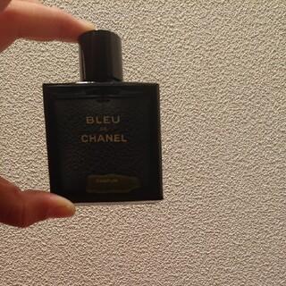 シャネル(CHANEL)のブルーシャネル パルファム(香水(男性用))