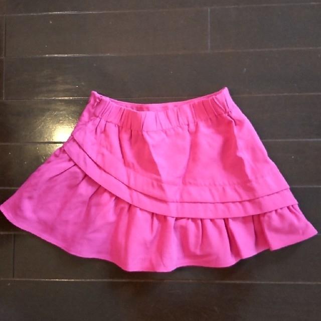 キッズ女の子 ミニスカート nicholas&bears キッズ/ベビー/マタニティのキッズ服女の子用(90cm~)(スカート)の商品写真