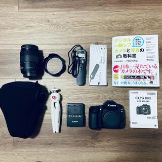 Canon - EOS 80D レンズセット