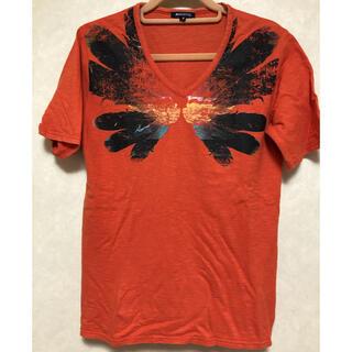 アバハウス(ABAHOUSE)のABAHOUSE  メンズTシャツ Mサイズ(Tシャツ/カットソー(半袖/袖なし))