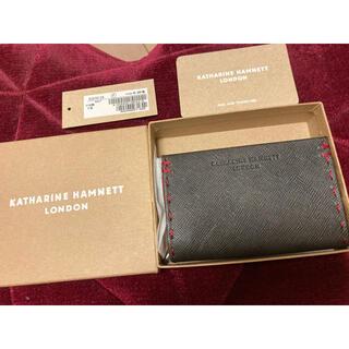 キャサリンハムネット(KATHARINE HAMNETT)のKATHARINE HAMNETT LONDON コインケース(コインケース/小銭入れ)