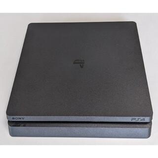 PlayStation4 - PS4 Slim 本体のみ 500GB CUH-2100A B01