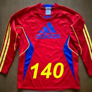 アディダス(adidas)のadidas アディダス スポーツTシャツ 140〜150(ウェア)
