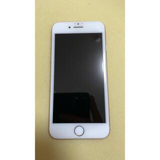 Apple - simロック解除済み iPhone8 64GB ゴールド