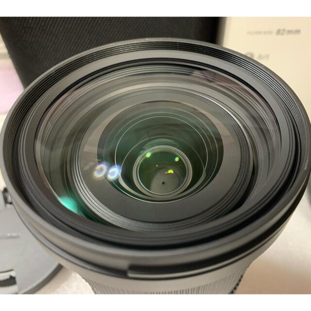 SIGMA(シグマ)のシグマ 24-70mm F2.8 DG DN ART ソニーEマウント 極美品 スマホ/家電/カメラのカメラ(レンズ(ズーム))の商品写真