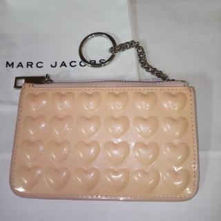 マークジェイコブス(MARC JACOBS)のMARC JACOBS 小銭入れ、キーリング付き(コインケース)