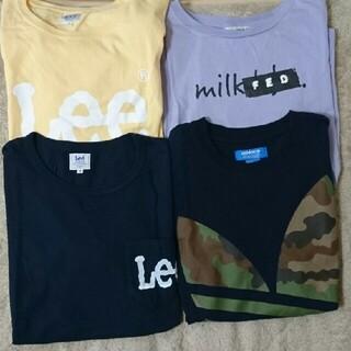 ミルクフェド(MILKFED.)のTシャツまとめ売り(Tシャツ(半袖/袖なし))