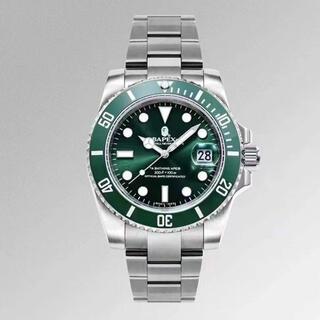 A BATHING APE - BAPEX TYPE1 緑 GREEN グリーン 時計