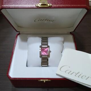 Cartier - 未使用☆タンクフランセーズ☆限定品