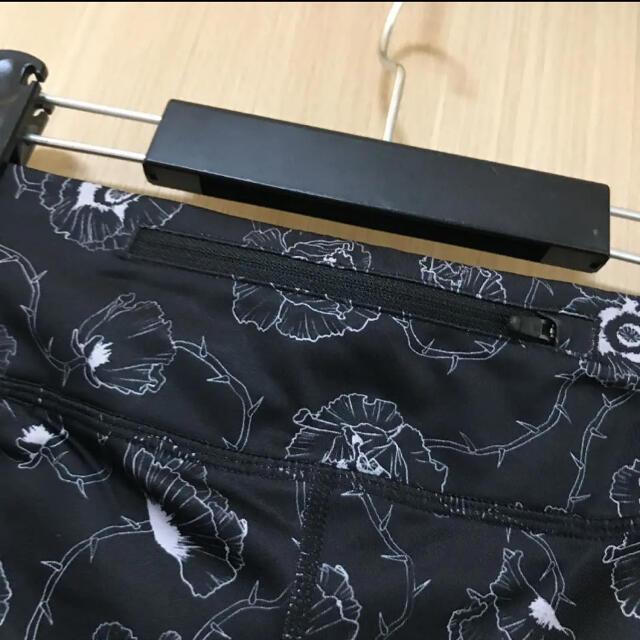 NIKE(ナイキ)の美品NIKE ナイキ レディース M レギンス パンツ 黒 ストレッチ スパッツ スポーツ/アウトドアのトレーニング/エクササイズ(その他)の商品写真