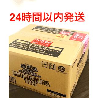 ユウギオウ(遊戯王)の新品未開封 遊戯王 アニメーションクロニクル2021 1カートン(Box/デッキ/パック)