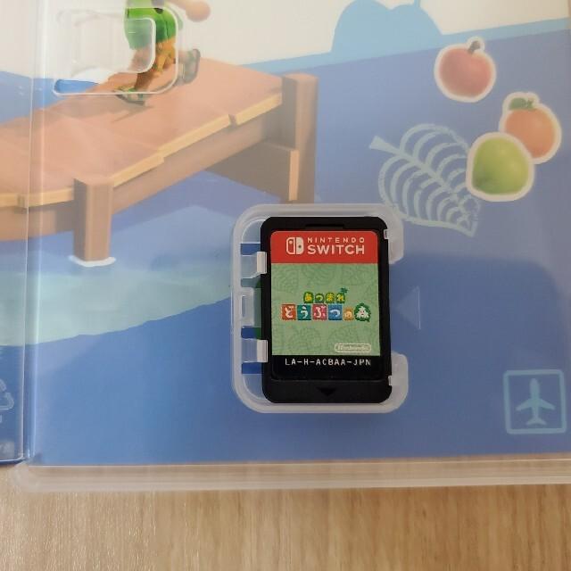 Nintendo Switch(ニンテンドースイッチ)のあつまれ どうぶつの森 Switch用ソフト エンタメ/ホビーのゲームソフト/ゲーム機本体(家庭用ゲームソフト)の商品写真