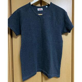 HOLLYWOOD RANCH MARKET - ハリウッドランチマーケットストレッチフライスTシャツ