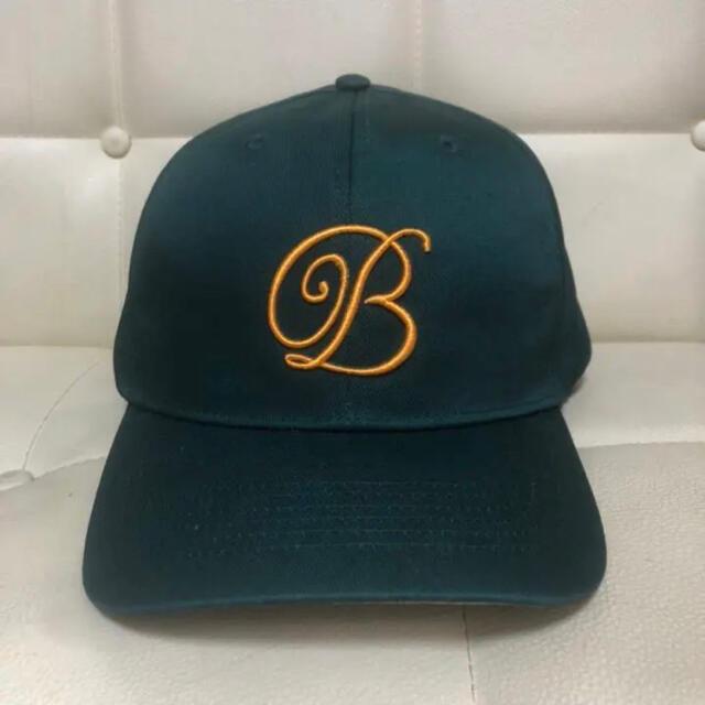 BEAMS(ビームス)のblack eye patch emblem flex cap green メンズの帽子(キャップ)の商品写真