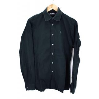 RAF SIMONS - RAF SIMONS(ラフシモンズ) 胸刺繍ロゴシャツ メンズ トップス