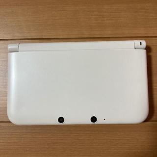 ニンテンドー3DS(ニンテンドー3DS)の3DS LL ホワイト(携帯用ゲーム機本体)