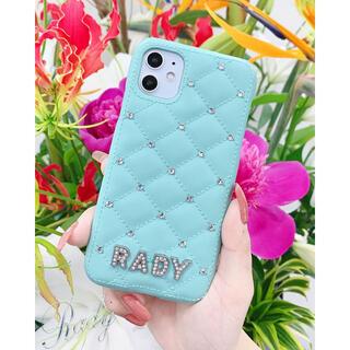 レディー(Rady)のRady キルティングiPhoneケース(iPhoneケース)