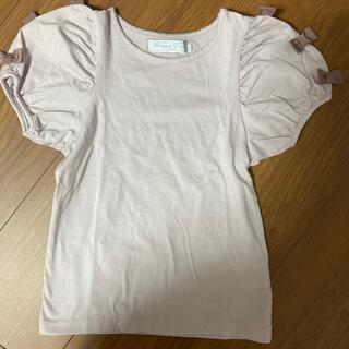 タルティーヌ エ ショコラ(Tartine et Chocolat)のタルティーヌショコラ 半袖Tシャツ110(Tシャツ/カットソー)