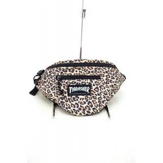 スラッシャー(THRASHER)のTHRASHER(スラッシャー) レオパードショルダーバッグ メンズ バッグ(ショルダーバッグ)