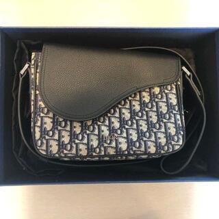 Dior - DIOR OBLIQUE グレインドカーフスキン ミニメッセンジャーバッグ
