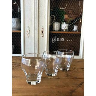 ガラス製  グラス カップ 4客セット d 美しい器 / 暮らしの道具