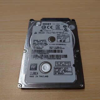 2.5inchハードディスク 500GB(PCパーツ)