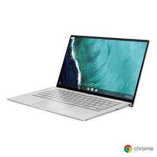 ASUS - ASUS Chromebook Flip C434TA-AI0095 シルバー