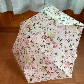 PINK HOUSE - ピンクハウス  薔薇柄 折畳傘